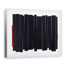 Tablou Canvas - Alex Dunn - Negru lung, fig. 1