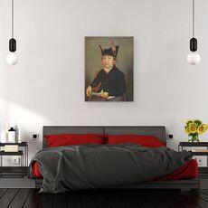 Tablou Canvas - A. Donchery - Portret De Pierre-Franois Palloy, fig. 3