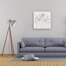 Tablou Canvas - Allium, Floral, Muscari, Seedpods, Flori, fig. 2