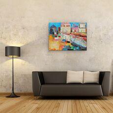Tablou Canvas - Sylvia Paul - Barci de pescuit vechi, 2013, fig. 2