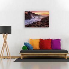 Tablou canvas - Zid langa mare, Peisaj, Australia, Peisaj, Apa, fig. 2