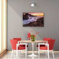 Tablou canvas - Zid langa mare, Peisaj, Australia, Peisaj, Apa, fig. 4