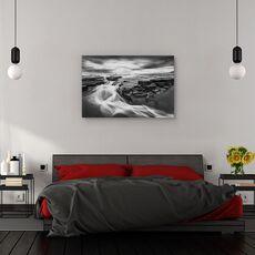 Tablou canvas - Dansul apei, Peisaj, Rasarit, Australia, Stanca, fig. 3