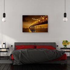 Tablou canvas - Podul Bay, Sua, San Francisco, America, fig. 3