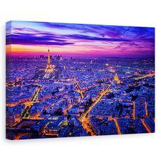 Tablou canvas - Paris I, Franta, Turnul Eiffel, fig. 1