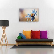 Tablou canvas - Flori albastra, Flori, fig. 2