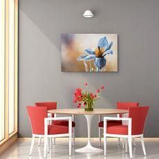 Tablou canvas - Flori albastra, Flori, fig. 4