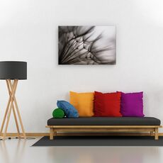 Tablou canvas - Flori, Abstracte, Atmosfera, Bland, fig. 2
