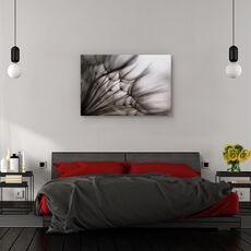 Tablou canvas - Flori, Abstracte, Atmosfera, Bland, fig. 3