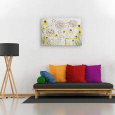 Tablou canvas - Allium si helenium, Natura moarta, Flori, Camp, Gradina, fig. 2