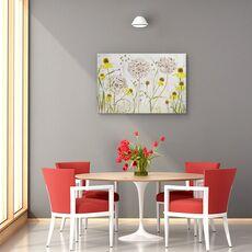 Tablou canvas - Allium si helenium, Natura moarta, Flori, Camp, Gradina, fig. 4