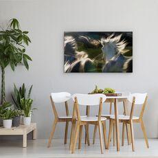 Tablou Canvas - Esata Equina, Cal, Galop, Actiune, Lumina, fig. 4