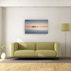 Tablou Canvas - Lacul Mattamuskeet Memorie, Rasarit, SUA, Calm, Senin, fig. 2