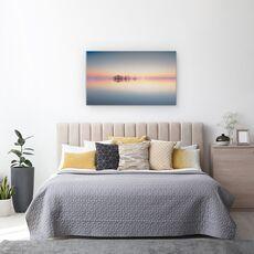 Tablou Canvas - Lacul Mattamuskeet Memorie, Rasarit, SUA, Calm, Senin, fig. 3