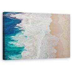 Tablou Canvas - Unde Se Termina Oceanul, fig. 1