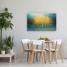 Tablou Canvas - Tanar La Inima, Copac, Toamna, Suedia, Pictorial, Padure, fig. 4
