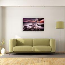 Tablou Canvas - Undeva Intre Lumina Si Umbra, Oahu, Hawaii, Sua, Recif, Stanca, fig. 2
