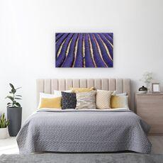 Tablou Canvas - Lavanda, Abstract, Albastru, Franta, Provence, fig. 3
