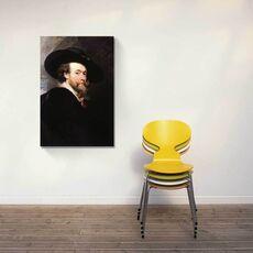 Tablou Canvas - Portretul artistului, Barbat, Om, Palarie, fig. 2