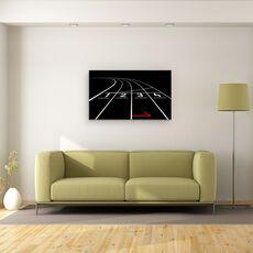 Tablou Canvas - 1 2 3 4, fig. 2