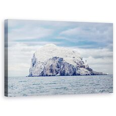 Tablou Canvas -  Bass Rock, fig. 1