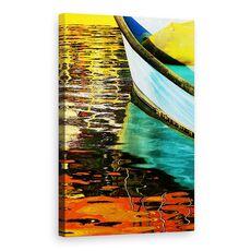 Tablou Canvas - Barca, fig. 1