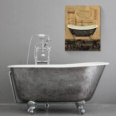 Tablou Canvas - Bain de Monsieur, fig. 1