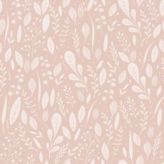 Tapet Premium - Gradina, Floral, Botanica, Bej, Vlies (Non-Woven), Eco Frendly, Nu necesita adeziv, Set 3 role, 5,4 mp, fig. 1