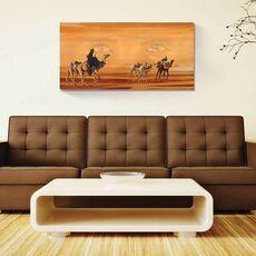 Tablou Canvas - Peisaj Desert, Arabi, Camila, fig. 1
