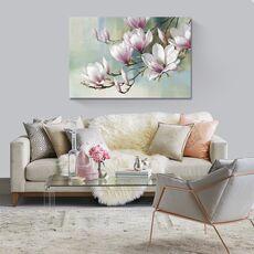 Tablou Canvas - Flori, Magnolia, fig. 1
