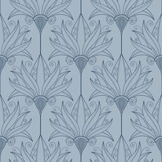 Tapet Premium - Floral, Beautiful, Old style, Luxury Ornamentation, Vlies (Non-Woven), Eco Frendly, Nu necesita adeziv, Set 3 role, 5,4 mp, fig. 1