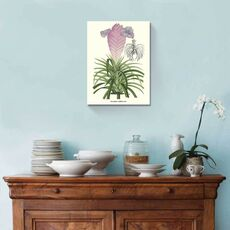 Tablou Canvas - Lavender Orchids III, fig. 1