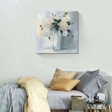 Tablou Canvas - Flori, Hortensie, fig. 1