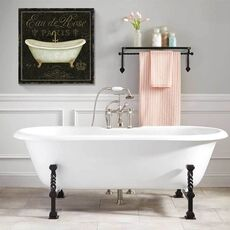 Tablou Canvas - Bain de Luxe II, fig. 1