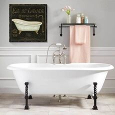 Tablou Canvas - Bain de Luxe I, fig. 1