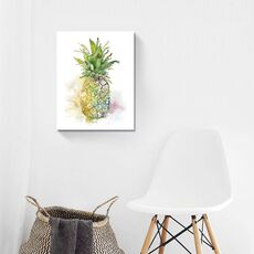 Tablou Canvas - Fructe, Ananas, fig. 1