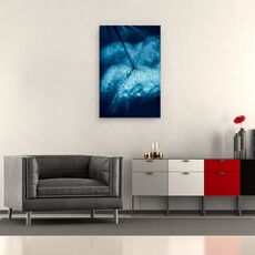 Tablou Canvas - Albastru, fig. 2