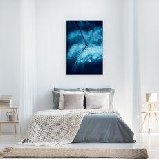 Tablou Canvas - Albastru, fig. 3