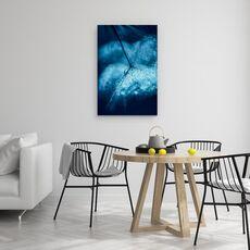 Tablou Canvas - Albastru, fig. 4