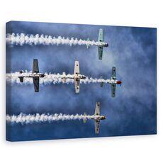 Tablou Canvas - Aerostarurile, fig. 1