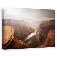 Tablou Canvas - Natura, Peisaj, Glen Canion, America, fig. 1