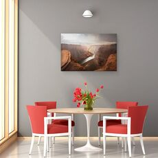 Tablou Canvas - Natura, Peisaj, Glen Canion, America, fig. 4