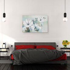 Tablou Canvas - Flori, Magnolia, Primavara, Pictura, fig. 3