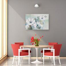 Tablou Canvas - Flori, Magnolia, Primavara, Pictura, fig. 4
