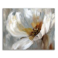 Tablou Canvas - Floare albal, Primavara, fig. 1