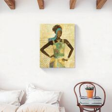 Tablou Canvas - Afro, Figurativ, Modern, fig. 2