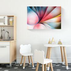 Tablou Canvas - Abstract, Culori, Modern, Cercuri, fig. 2