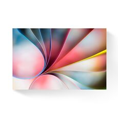 Tablou Canvas - Abstract, Culori, Modern, Cercuri, fig. 1