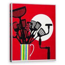 Tablou Canvas - Alex Dunn - O viata foarte nemiscata, fig. 1