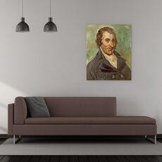 Tablou Canvas - A. Easton - Portretul lui Thomas Paine 1737-1809, fig. 2